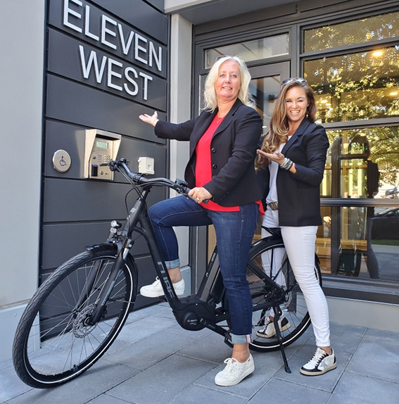 Eleven West Promotion
